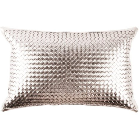 pillow.bling.warmsilver