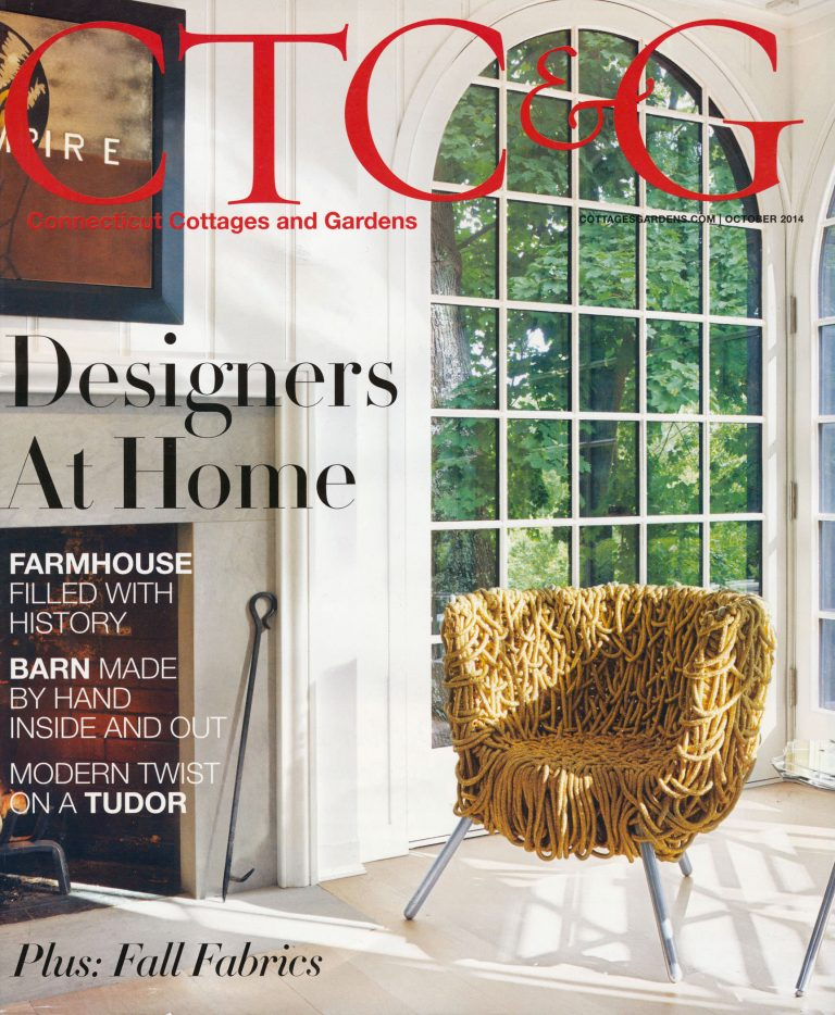 Cover - CTC&G Oct 2014