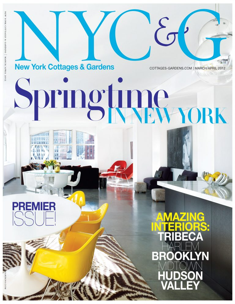 Cover - NYC&G